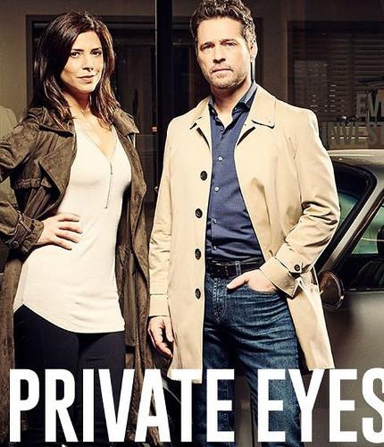 Private Eyes serie TV