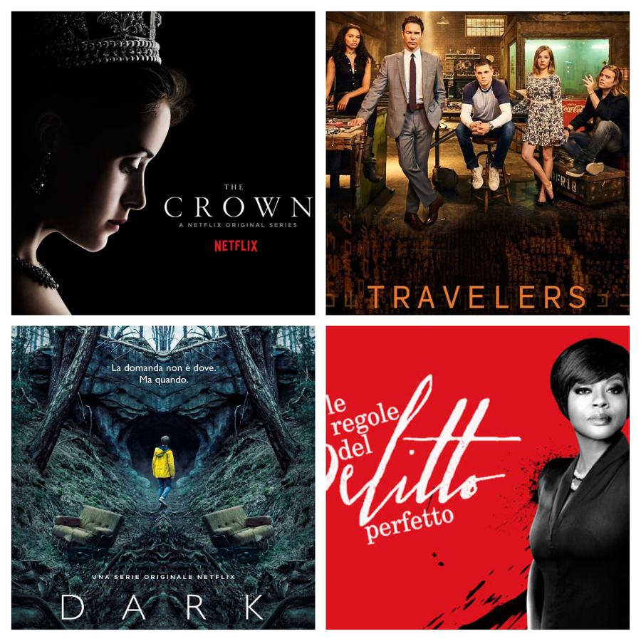 Serie TV da vedere a dicembre