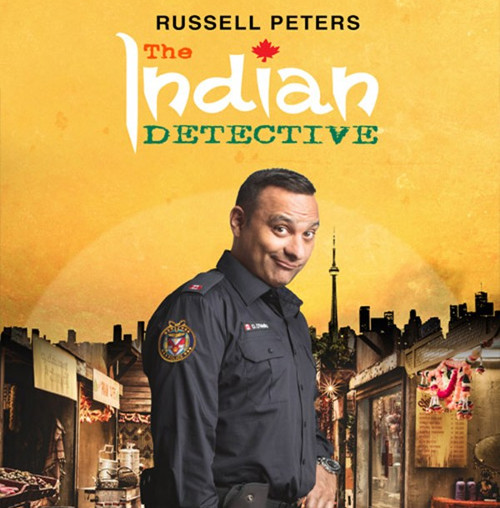 The Indian Detective serie TV