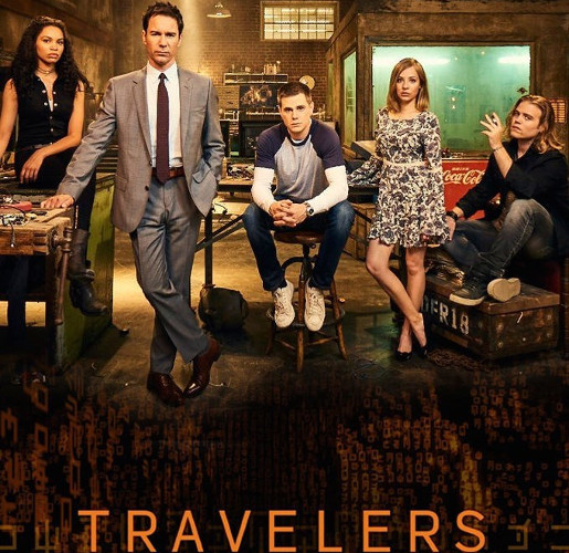 Travelers serie TV
