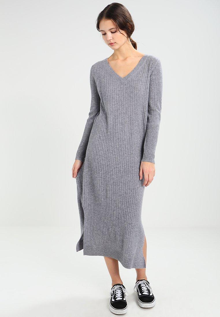 Vestito lungo invernale in cashmere Topshop