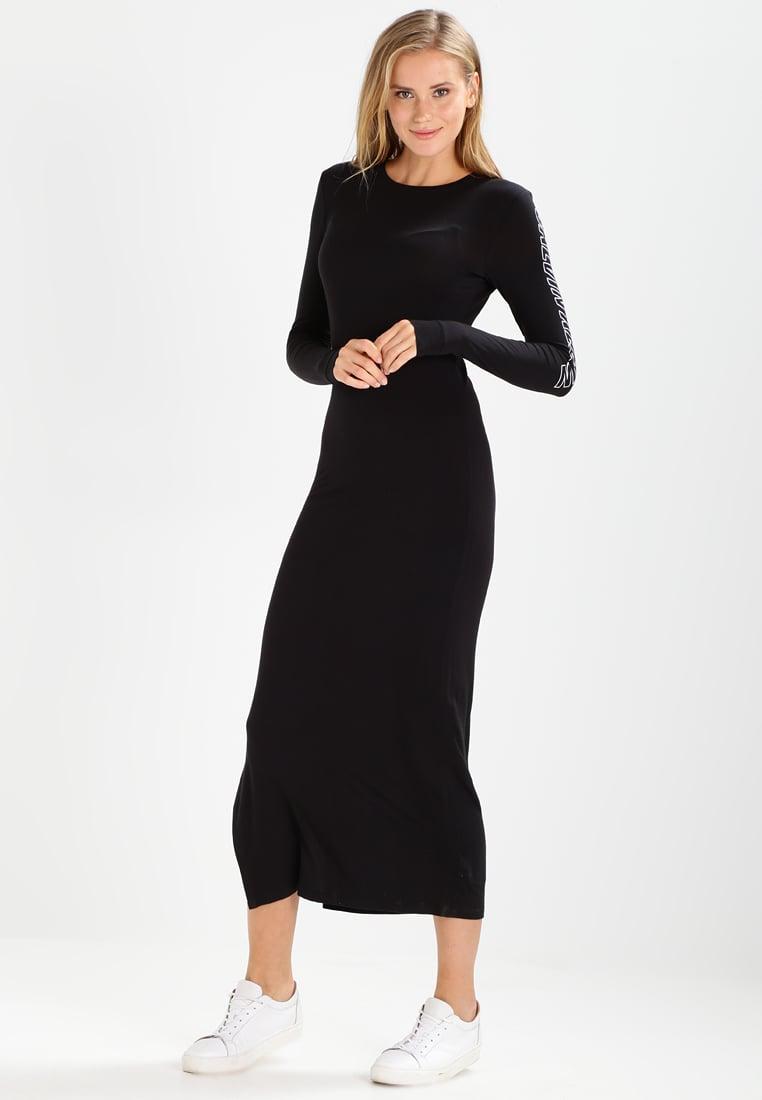 Vestito lungo invernale in viscosa Calvin Klein