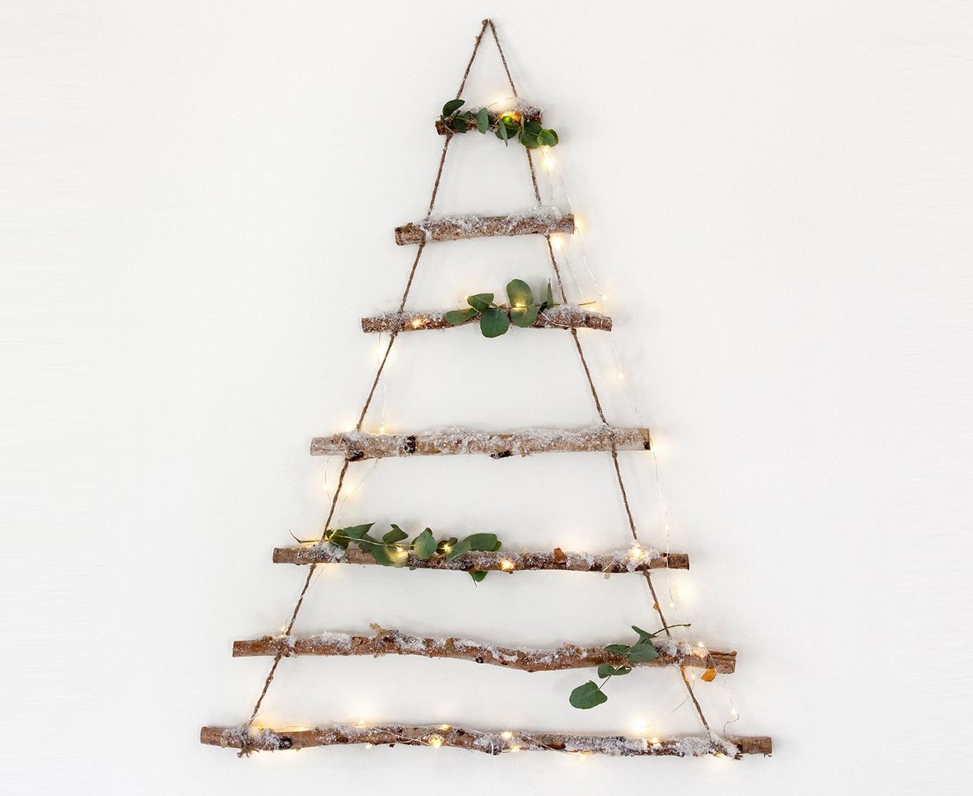 albero natale legno 6