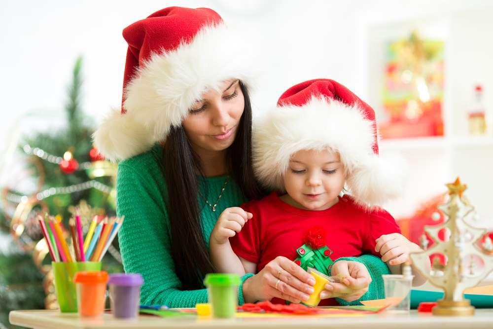 Foto Di Bambini Per Natale.Lavoretti Di Natale Tutte Le Idee Da Realizzare Con I