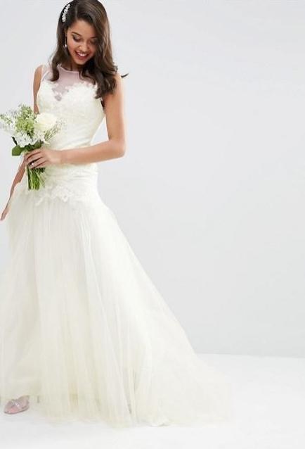 df4e14fe6c98 Asos Bridal  la collezione di abiti da sposa economici