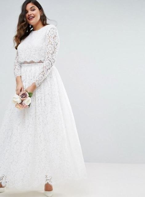 Asos Bridal  la collezione di abiti da sposa economici  72ba1004c2e