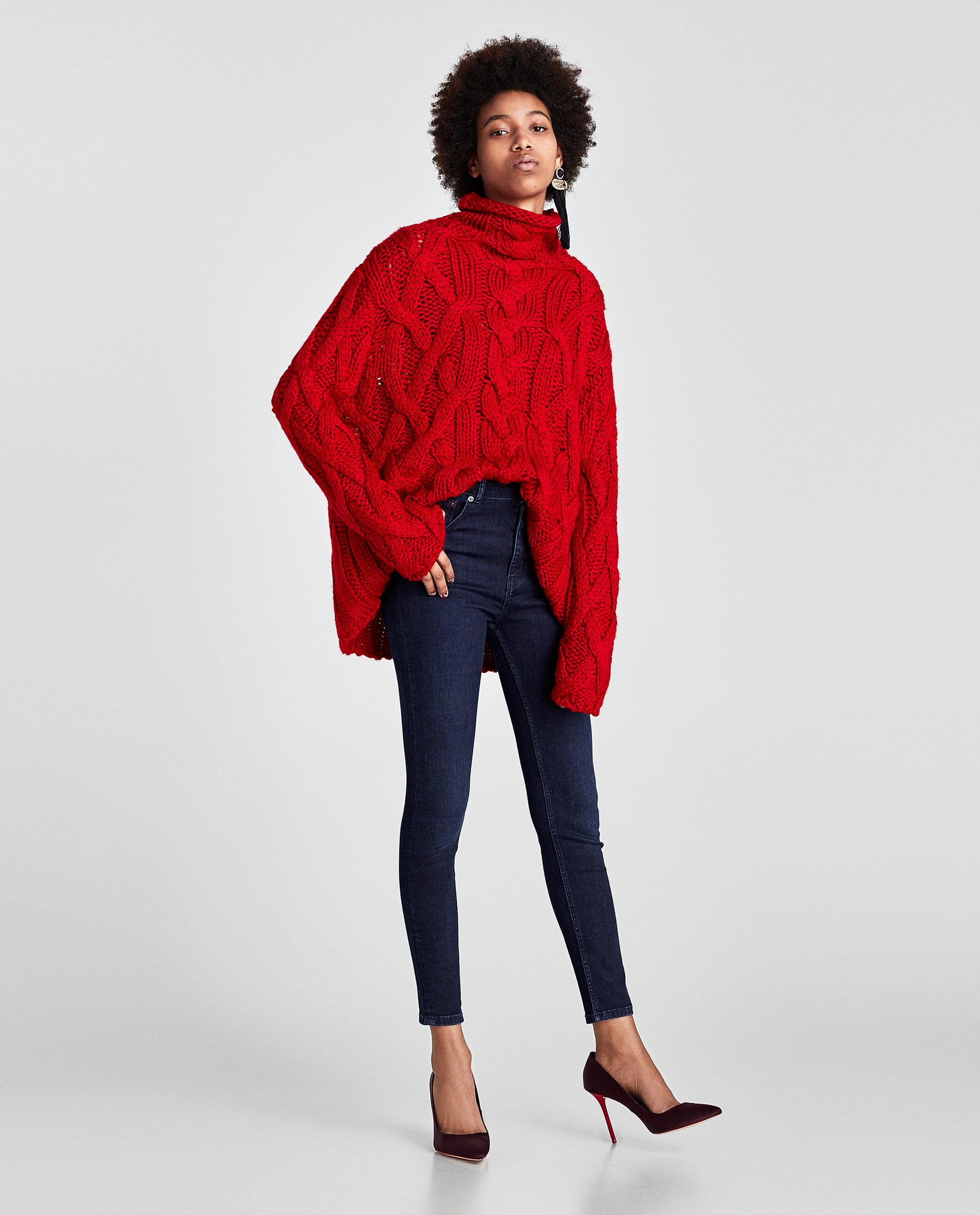 Jeans a vita alta Zara saldi invernali 2018