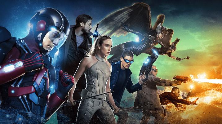 Legends of Tomorrow serie TV da vedere gennaio