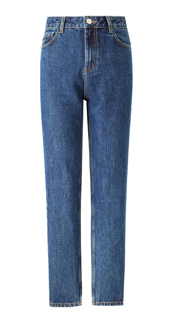 Mom jeans a vita alta Mango collezione primavera estate 2018