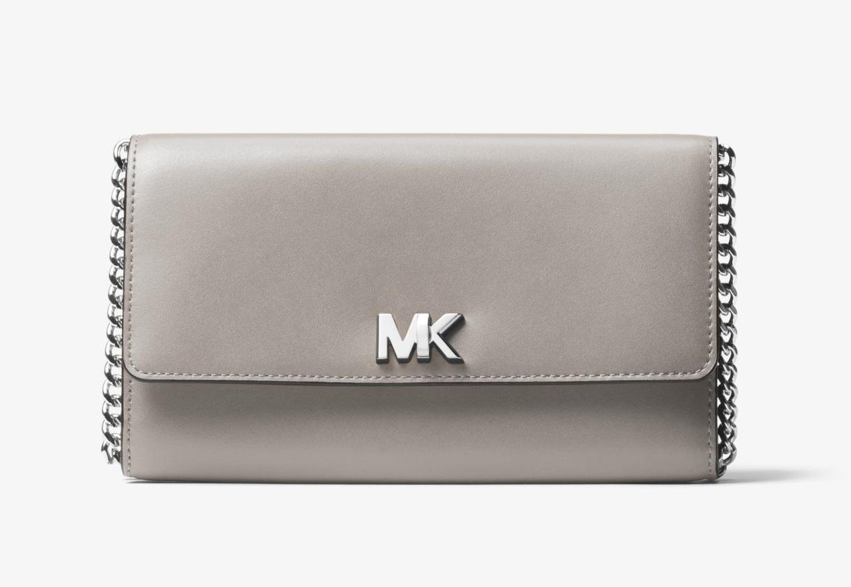 Pochette Mott Michael Kors in pelle collezione 2018