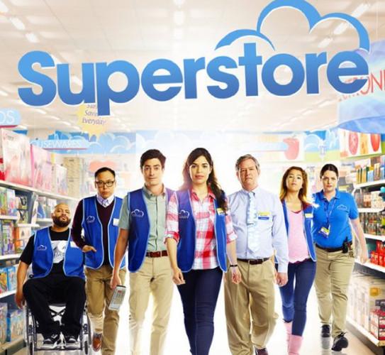 Superstore serie TV da vedere gennaio