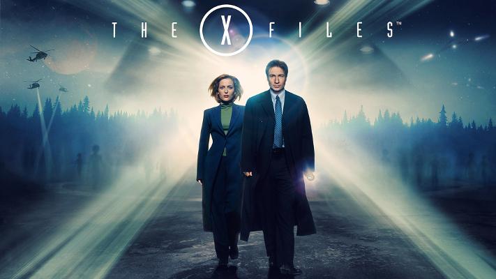 X Files serie TV da vedere gennaio