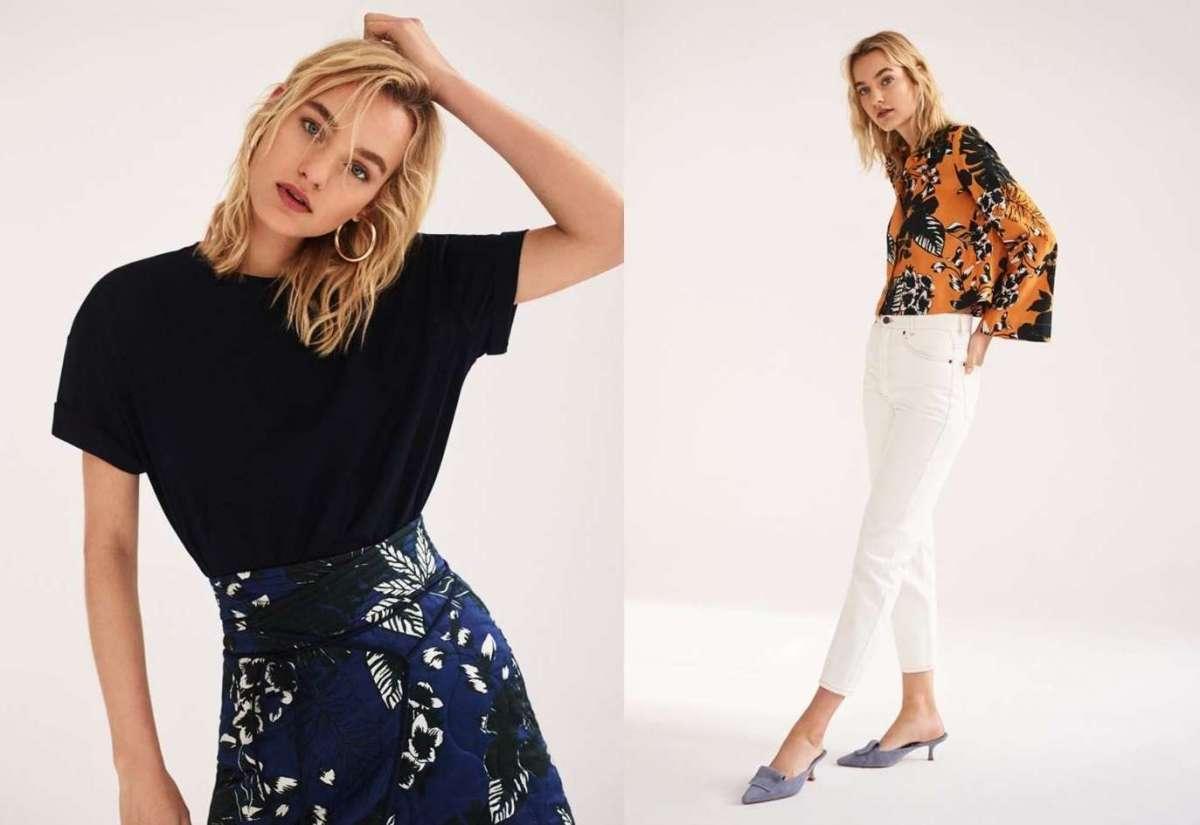 Mango, la collezione di abbigliamento Primavera/Estate 2018