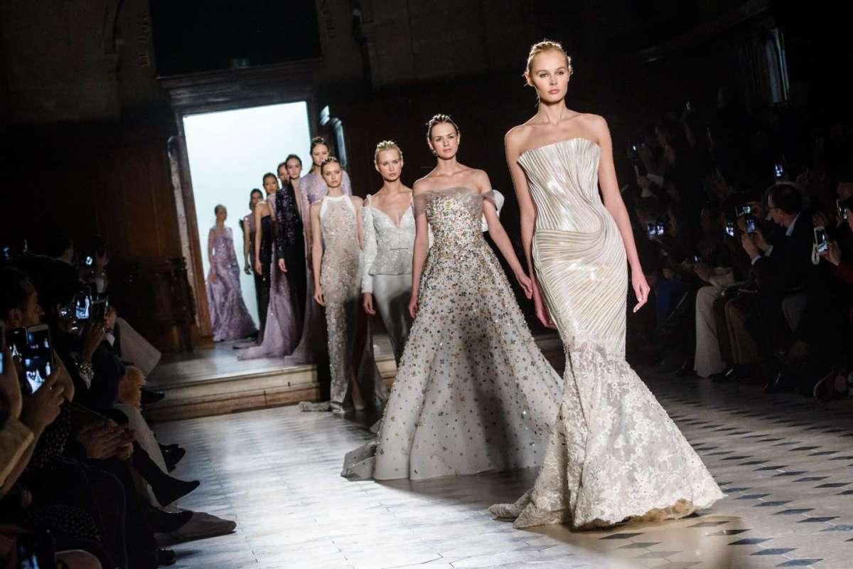 Abiti da sposa Haute Couture Primavera Estate 2018  i modelli da sogno 089cb5b2f24