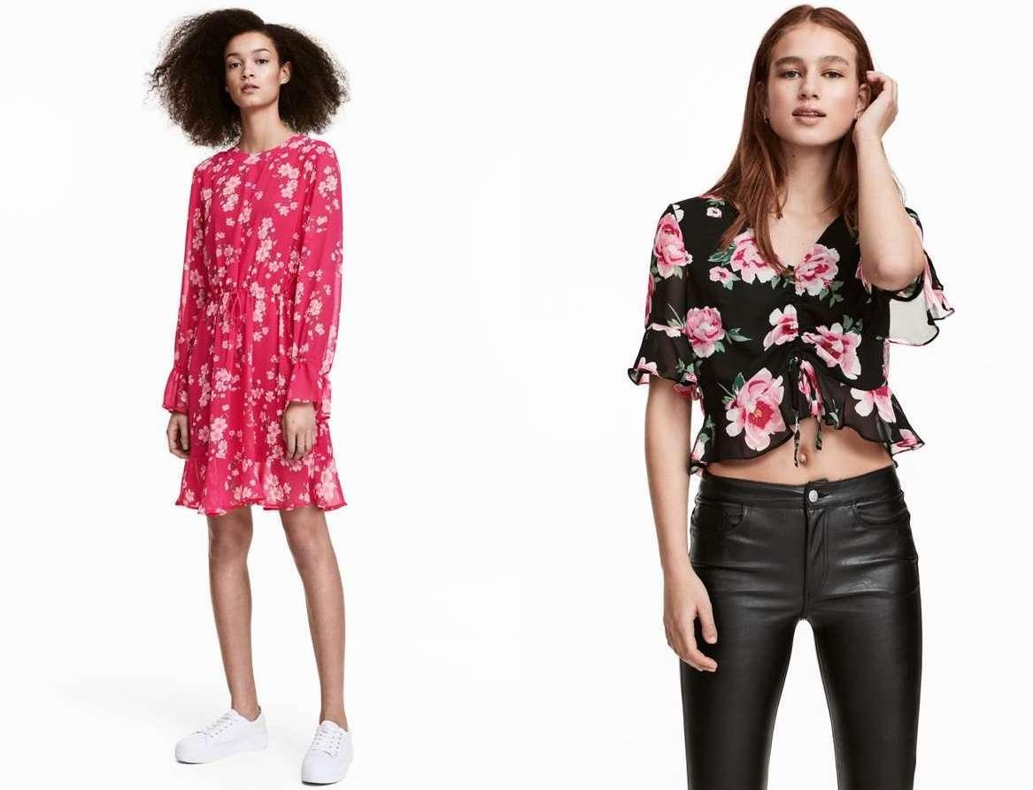 H&M, la collezione di abbigliamento Primavera/Estate 2018