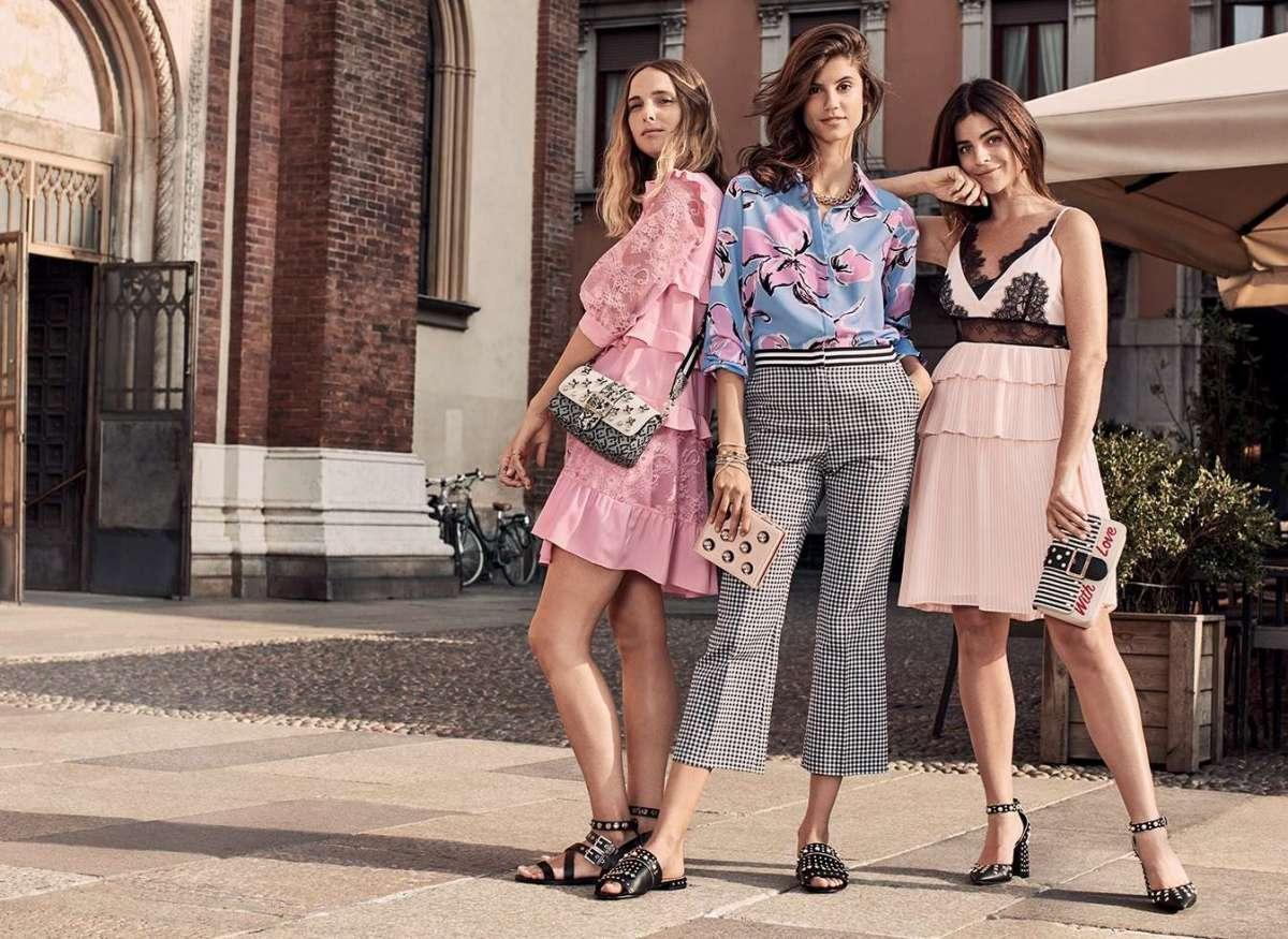 Liu Jo, la collezione di abbigliamento Primavera/Estate 2018