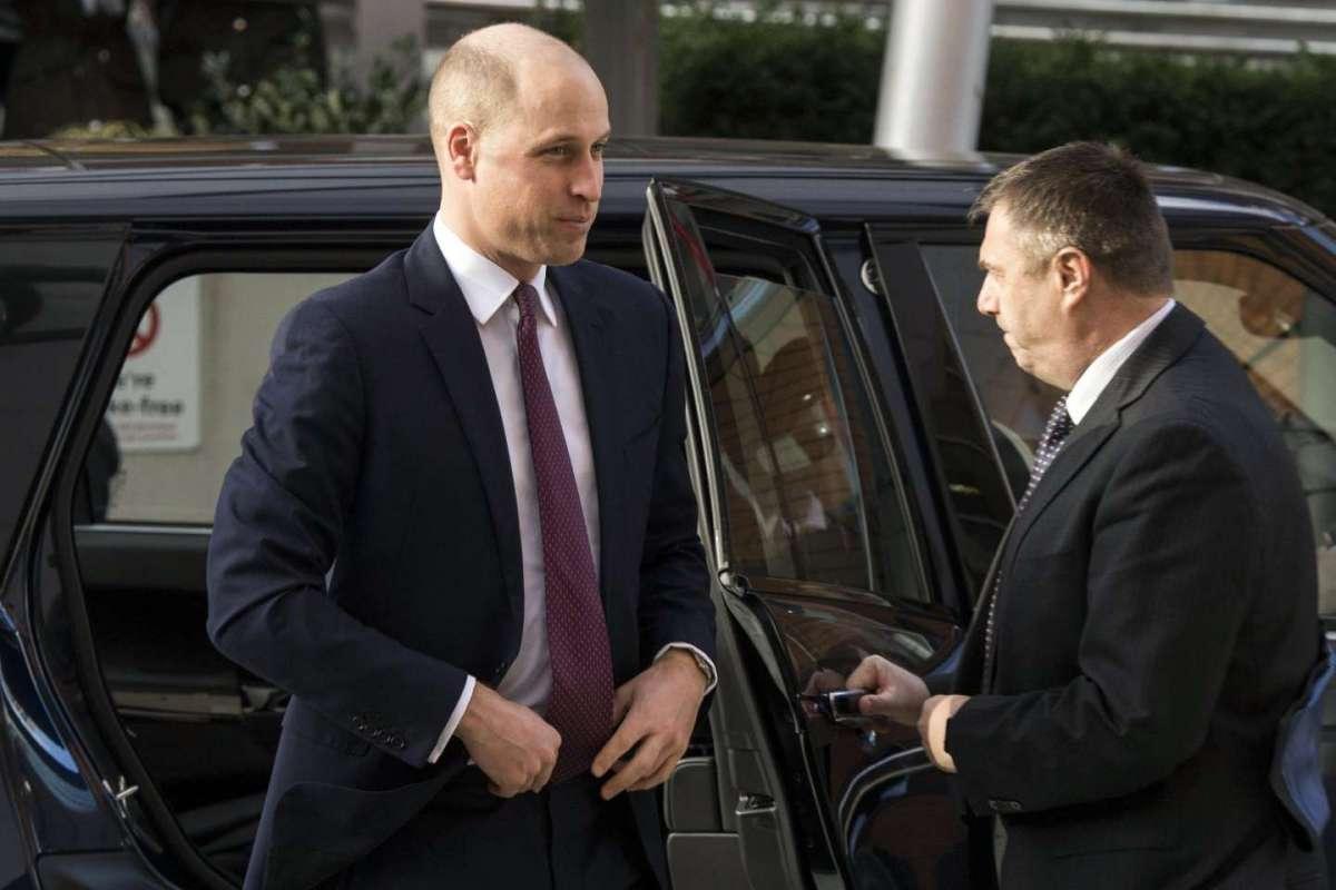 Il nuovo taglio del Principe William: capelli rasati per il marito di Kate Middleton