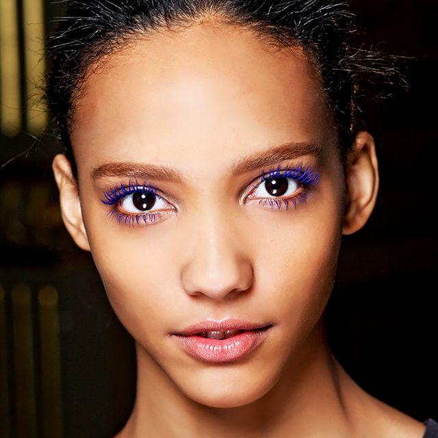 mascara colorato trucco occhi carnevale