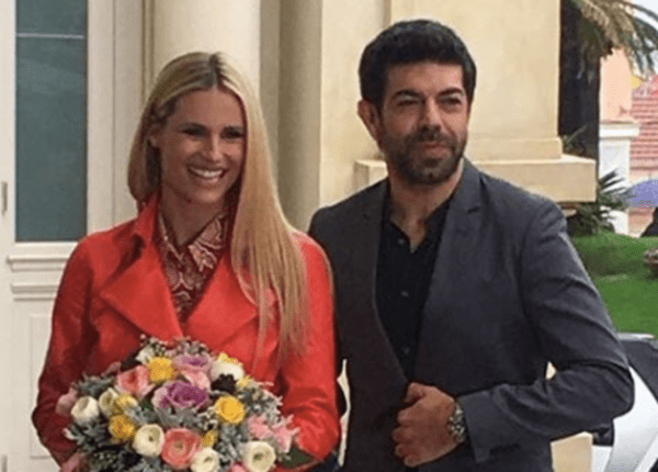 Festival di Sanremo 2018, lite tra Michelle Hunziker e Pierfrancesco Favino