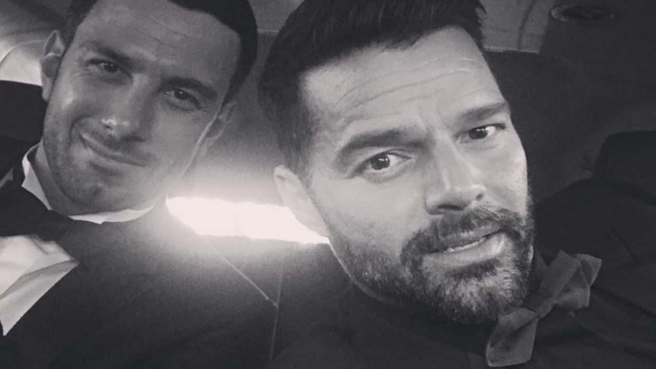 """Ricky Martin si è sposato con Jwan Yosef: """"Sono un marito"""""""