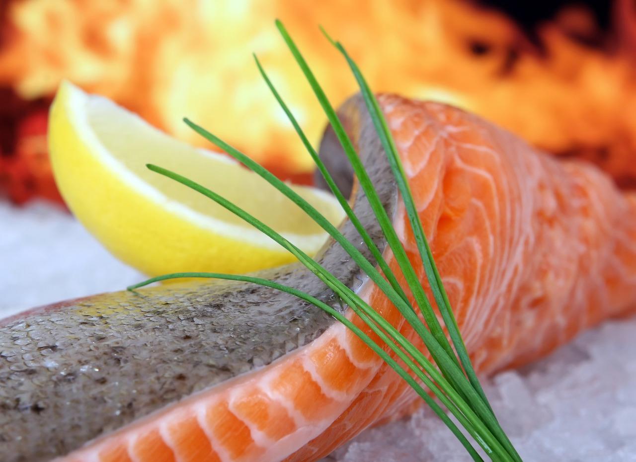 salmone agli spinaci dieta dukan