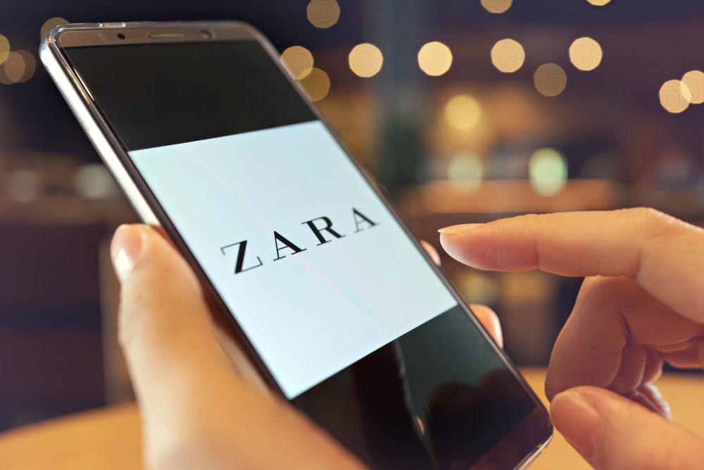 Zara saldi online