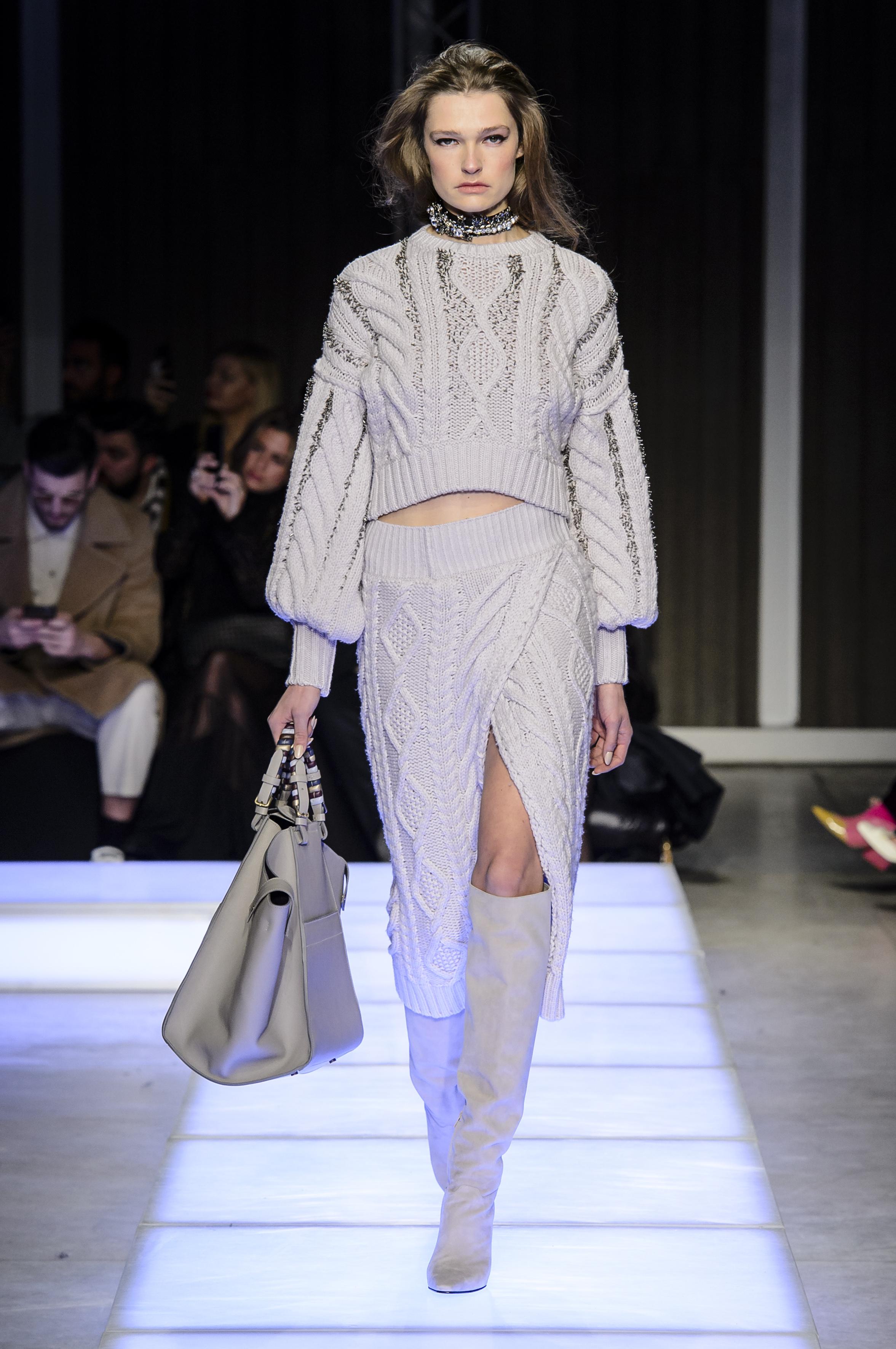 Completo di lana Les Copains