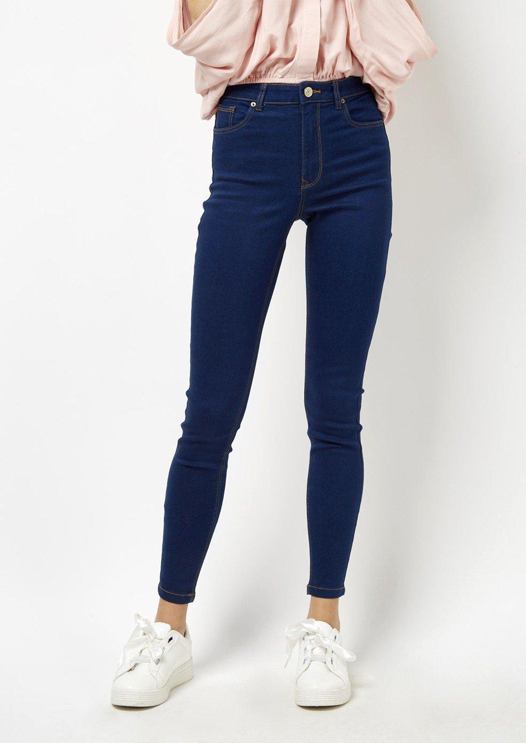 Jeans a vita alta Alcott collezione primavera estate 2018