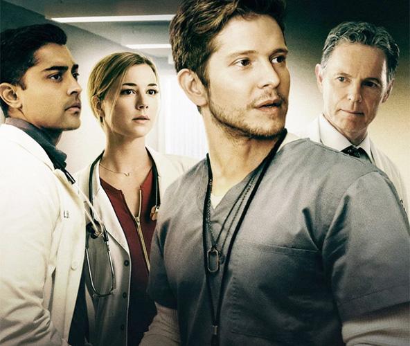 Serie TV da vedere The Resident