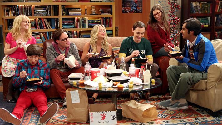 The Big Bang Theory serie TV da vedere gennaio