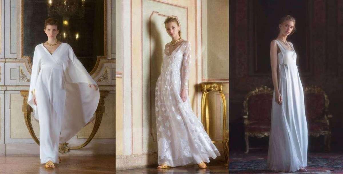 Abiti da sposa Alberta Ferretti 2018: la nuova collezione Forever