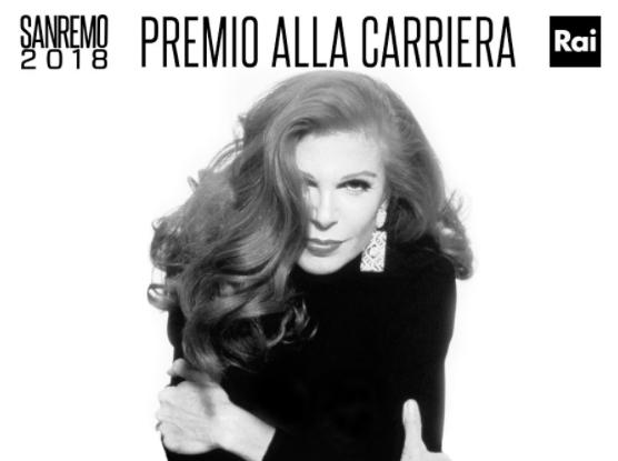 Sanremo 2018, premio alla carriera a Milva: il discorso della figlia