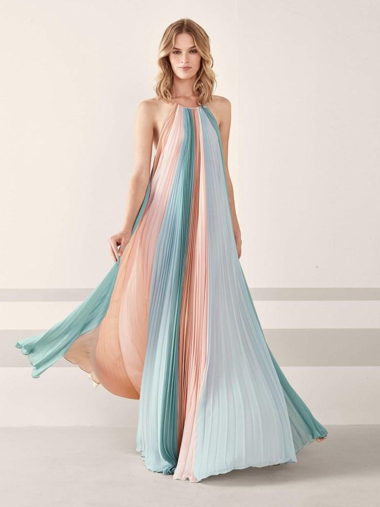buy online 68971 f9460 Abiti da cerimonia Pronovias 2019: la nuova collezione ...