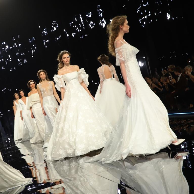 Nicole Spose Fashion Show 2019
