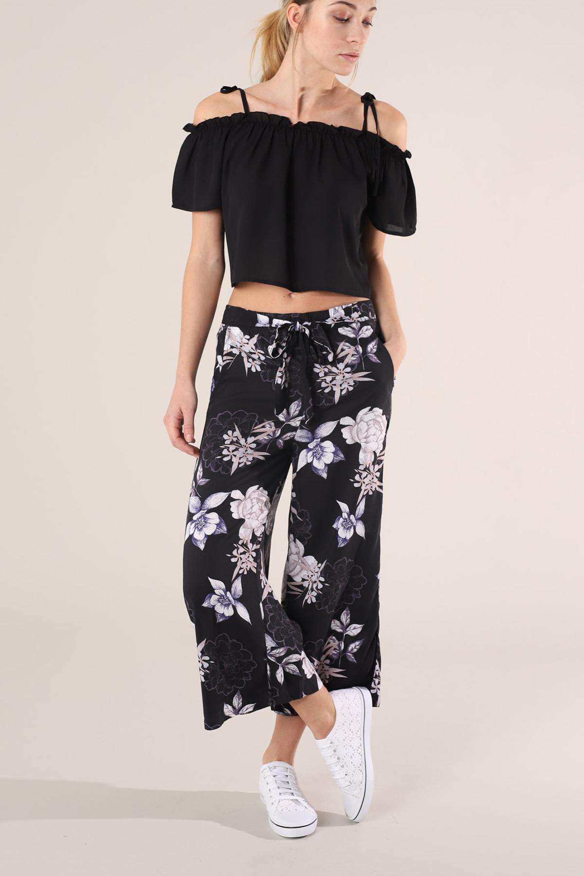 Pantaloni culotte Terranova