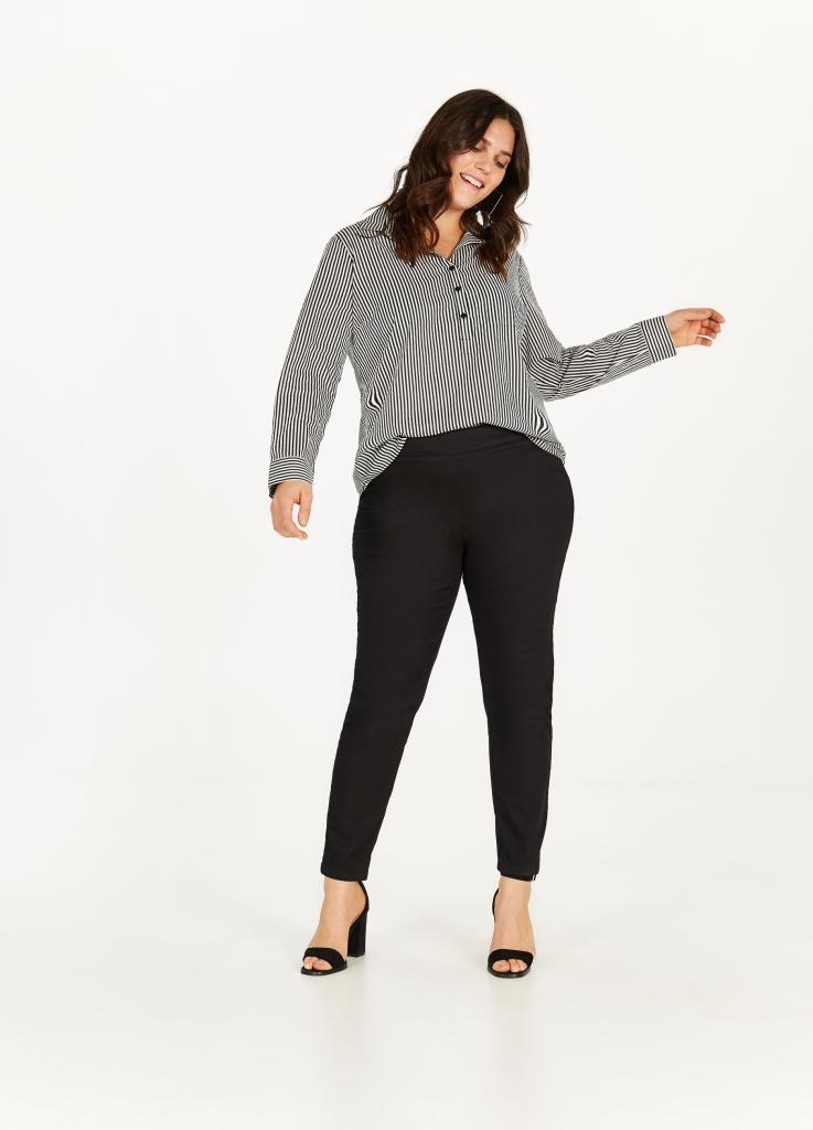 Pantaloni per taglie comode OVS a 19,99 euro