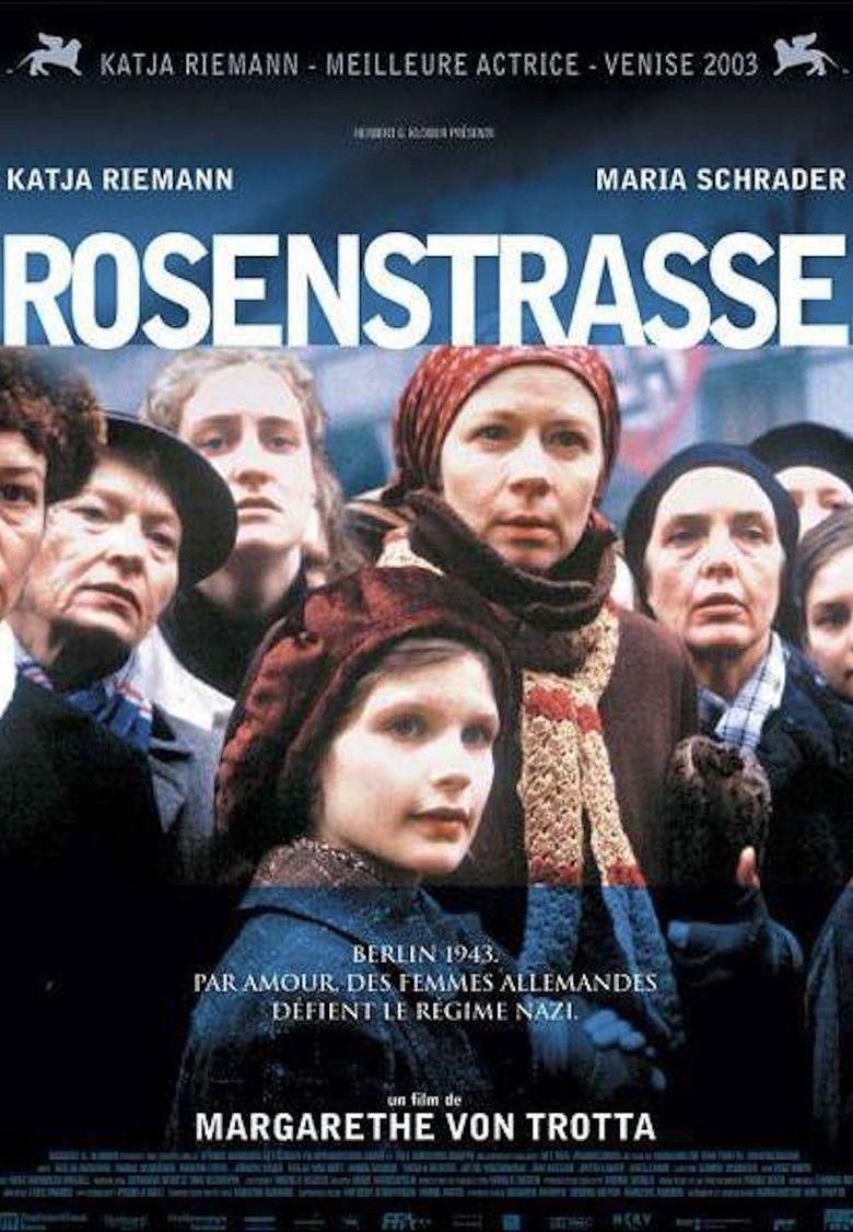 Rosenstrasse film