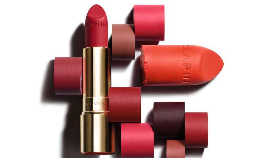 Joli Rouge Velvet Matte Lipstick Clarins