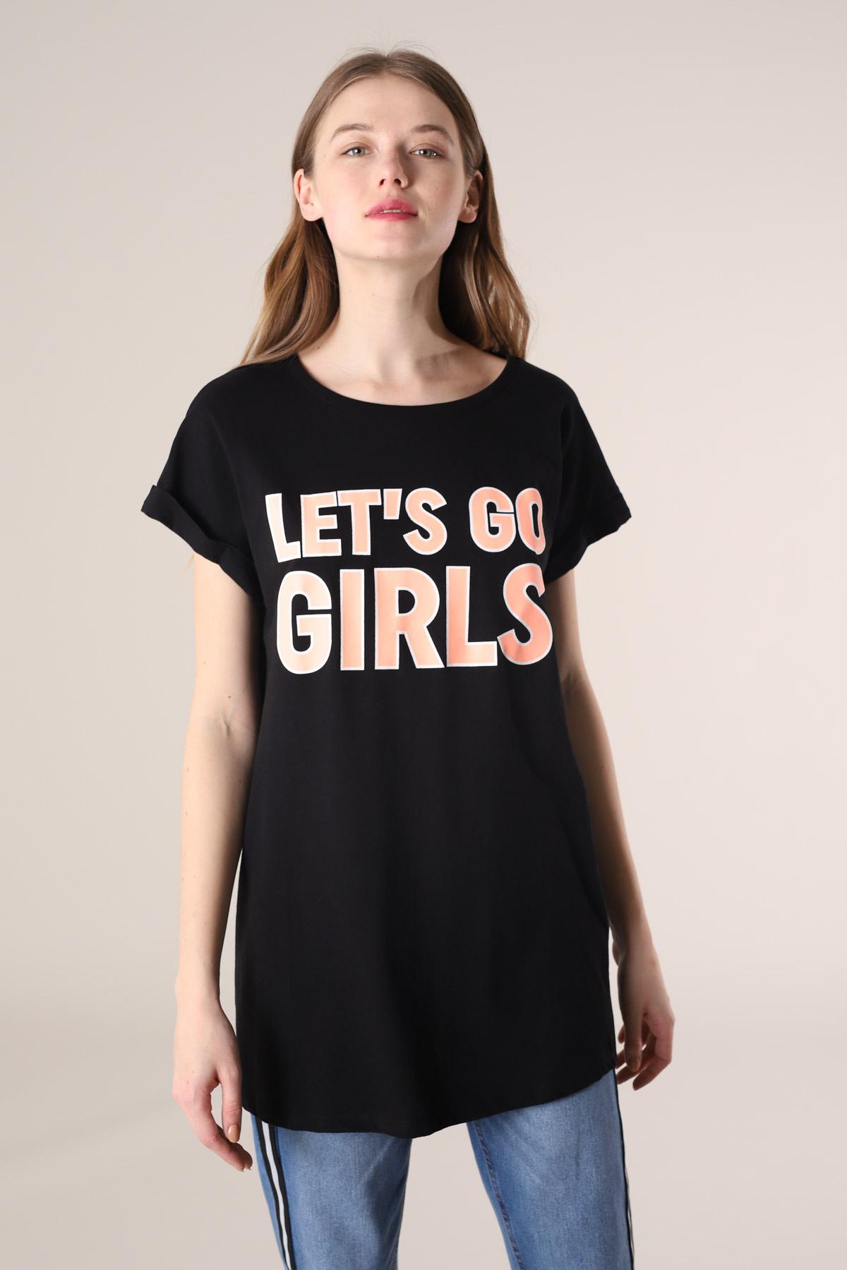 T shirt con stampa Terranova