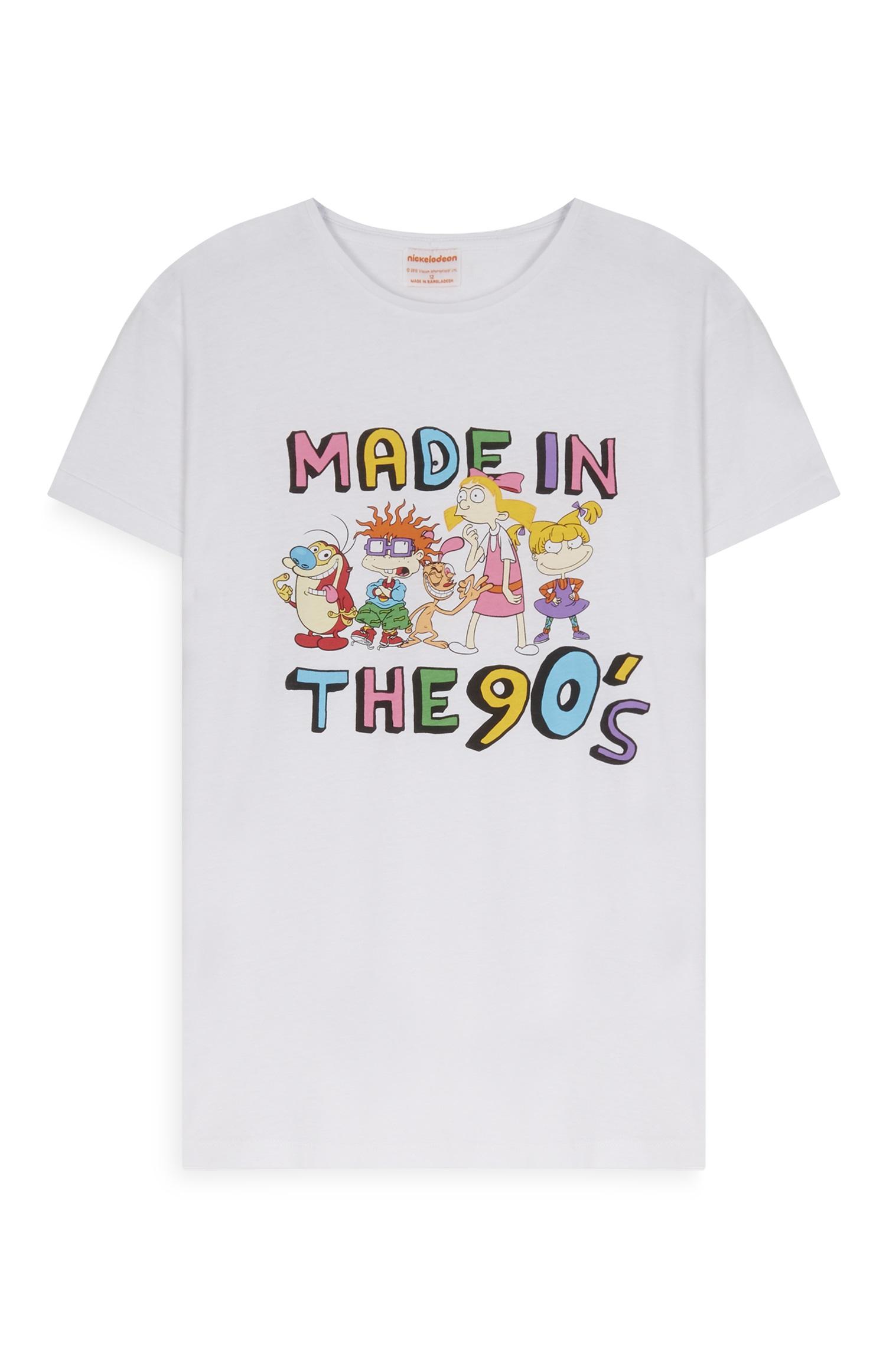 T shirt stampata Primark