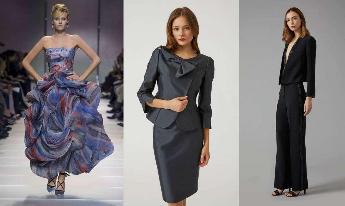 Vestiti Eleganti Armani.Abiti Da Cerimonia Armani 2018 La Nuova Collezione Pourfemme