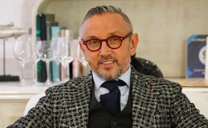Bruno Barbieri si confessa: 'Vorrei un figlio, ma non una moglie'