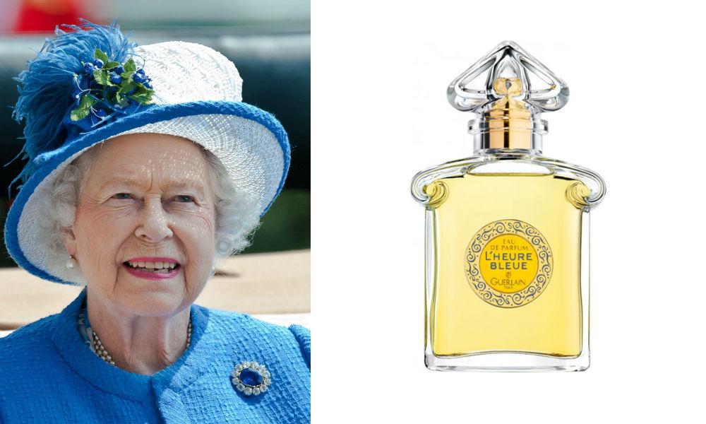 profumo regina elisabetta