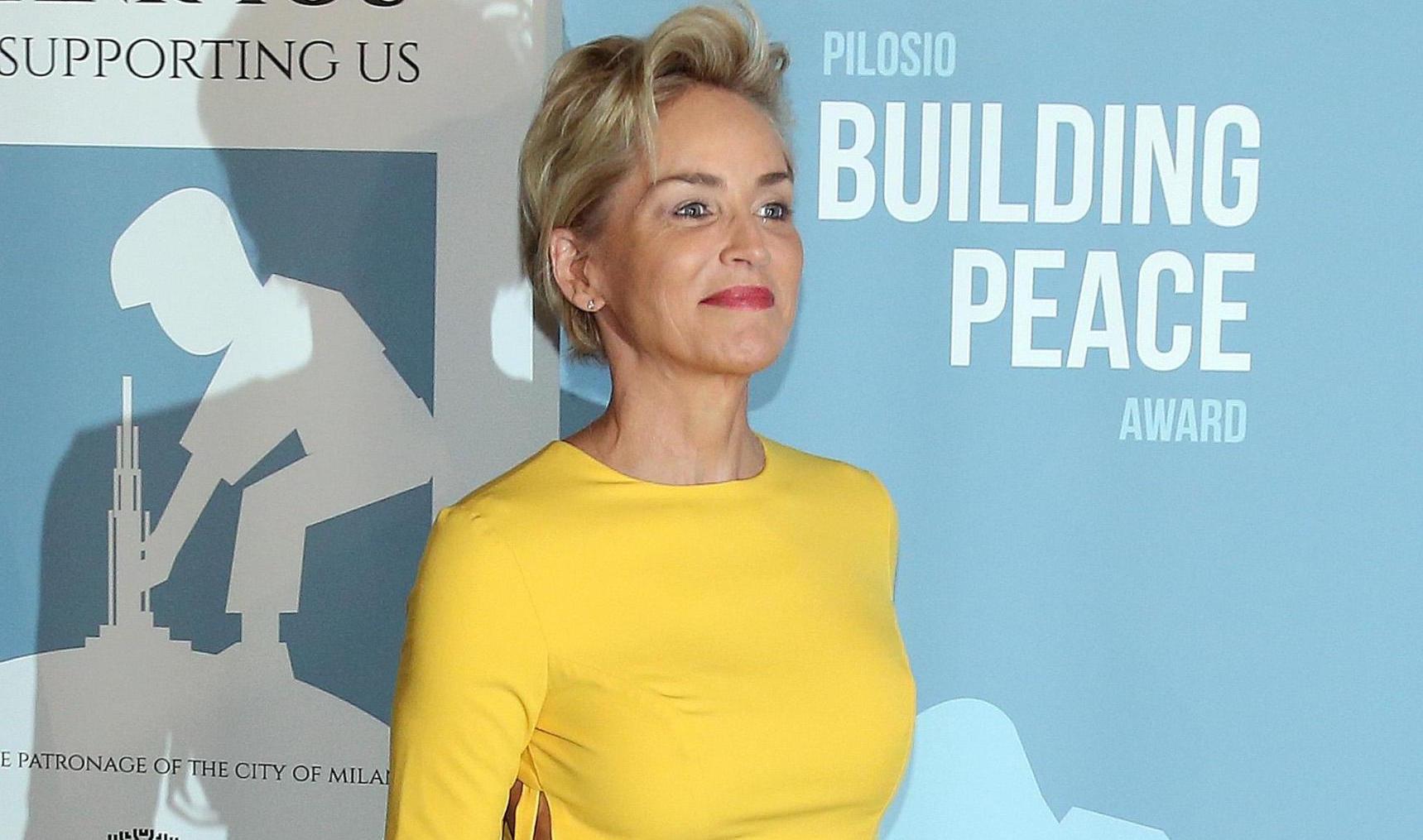 Sharon Stone, nell'aldilà dopo l'aneurisma: 'Salvata dai figli'
