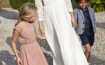 L'abito da sposa Kiabi a soli 80 euro per il giorno del sì