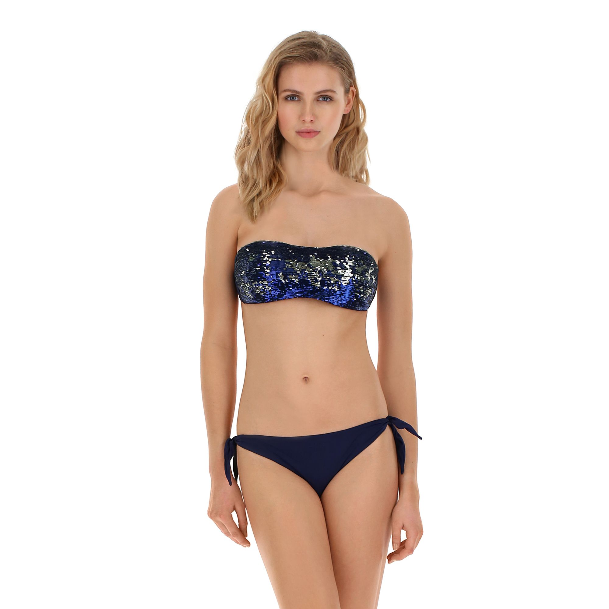 Bikini con fascia Goldenpoint