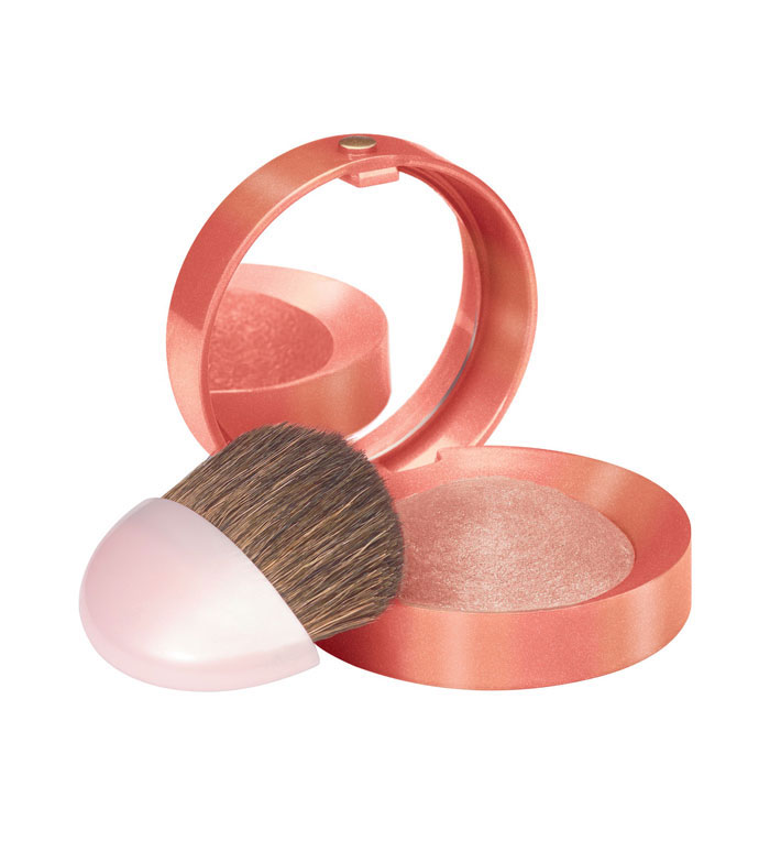 Blush in polvere luminoso Bourjois