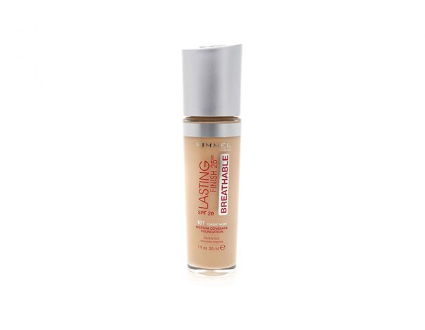 Fondotinta Rimmel London Lasting Finish Breathable