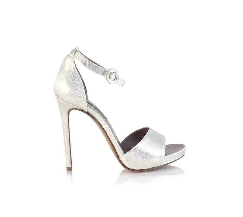salvare 50191 31901 Scarpe da cerimonia argento, i modelli più eleganti | Pourfemme