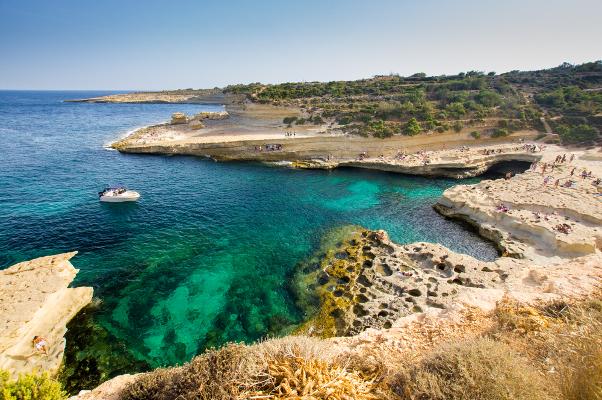 Spiagge Malta Peter's Pool